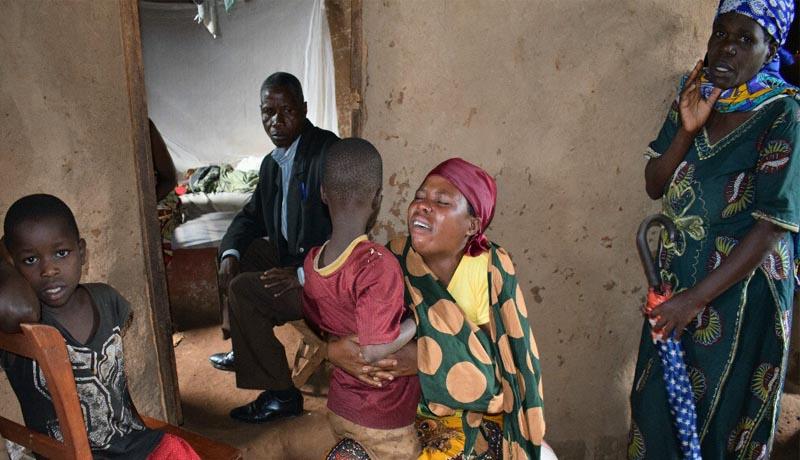 Carnage de Ruhagarika : des condamnations fusent de partout