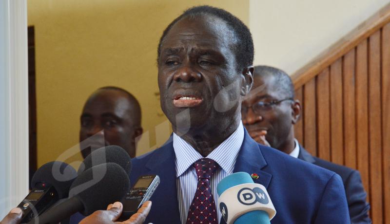 L'envoyé de l'ONU appelle à la poursuite du dialogue inter-burundais