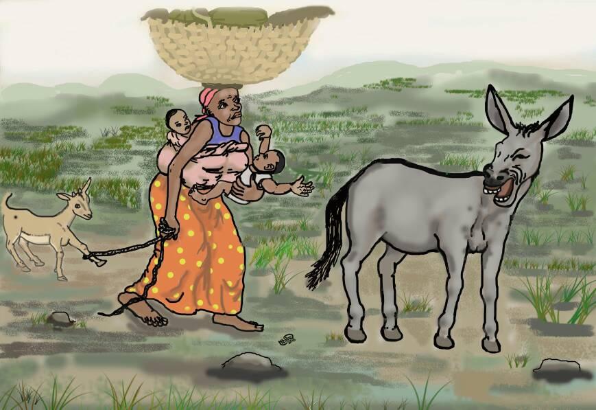 Opinion – Soulager la peine de la paysanne burundaise par les ânes est une insulte suprême*