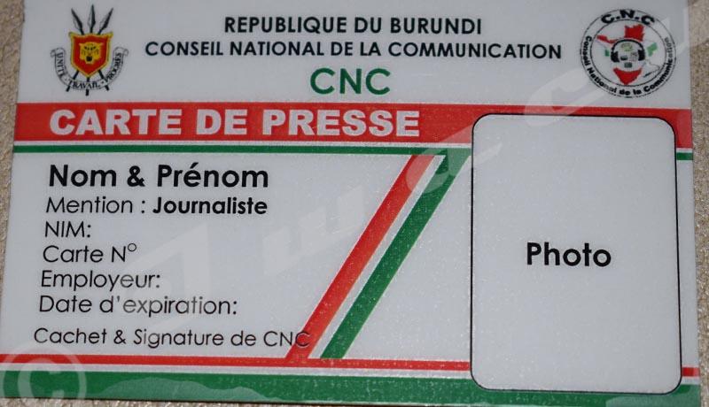 CNC : Bientôt une carte nationale de presse