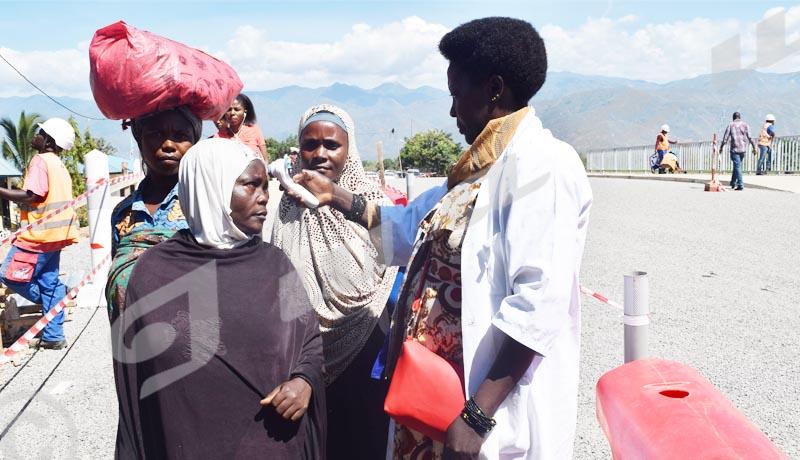 Ebola: Le Burundi pas tout à fait prêt à la riposte