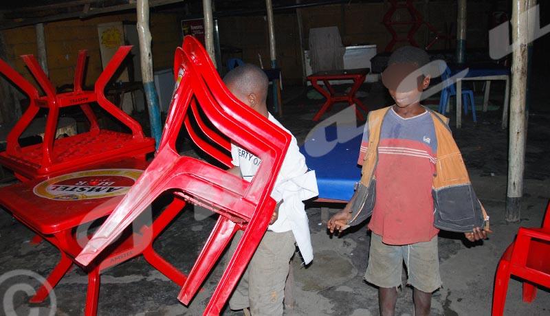 Le travail des enfants, une triste réalité au Burundi