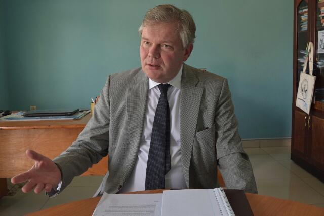Robert-Jan Siegert: «Il faut que Bujumbura permette l'ouverture de l'espace politique»