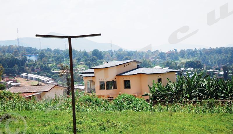 Le siège du Sénat bientôt en province de Gitega
