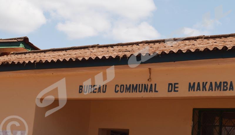 Communes Makamba et Ndava : des administratifs à la baselimogés: des zones d'ombre