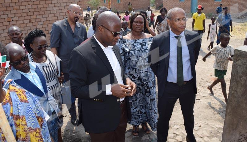 Mutimbuzi : 68 maisons remises aux sinistrés du site de Buhomba