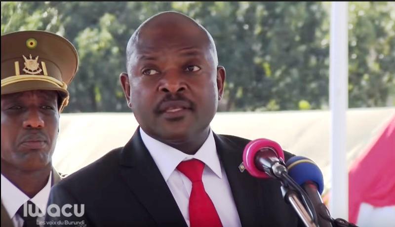 Discours à la Nation: les ennemis du Burundi épinglés