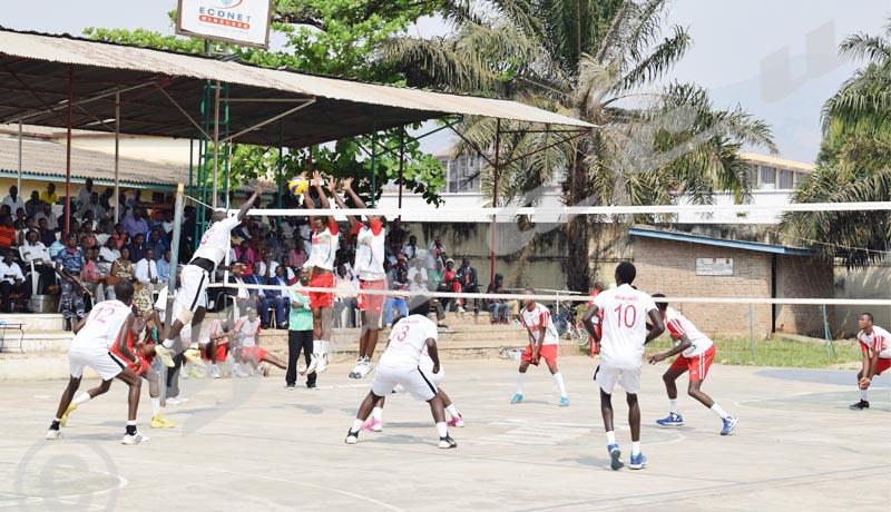 Volleyball Coupe du président: Et le clap de fin…