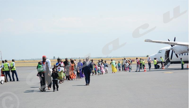 Près de 50 réfugiés burundais rapatriés du Kenya