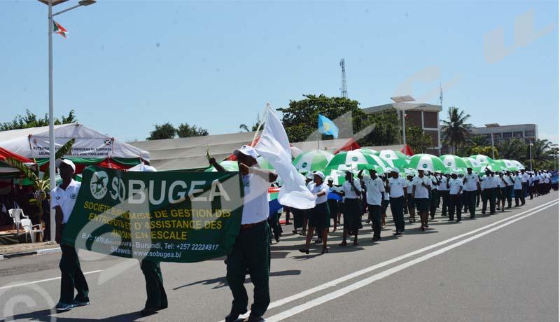Sobugea: Les travailleurs résolus à défendre leurs droits