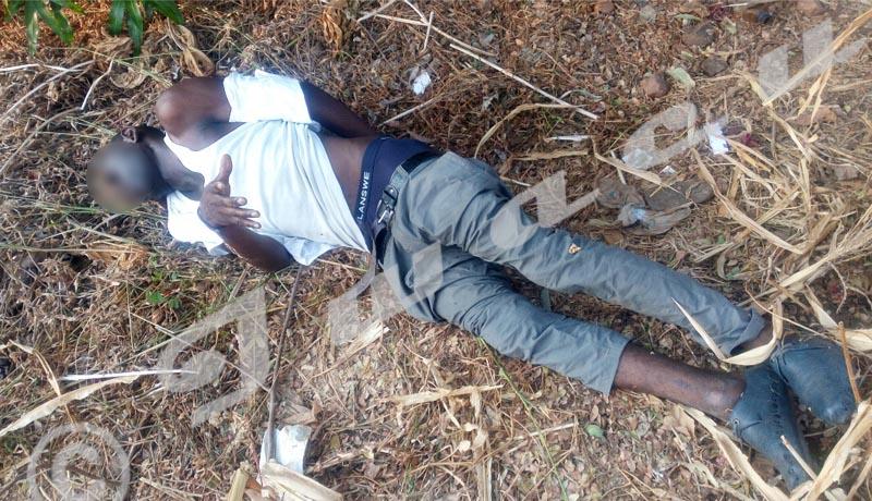 Criminalité : Un corps sans vie découvert non loin de la Ntahangwa