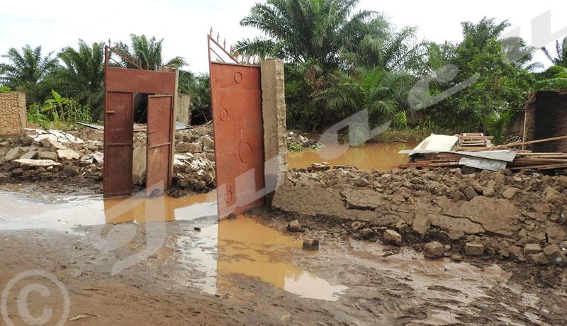 Buterere: La situation des sinistrés toujours préoccupante