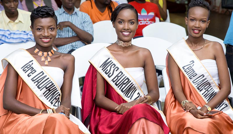 Miss Burundi 2018, l'ombre plane sur sa tenue