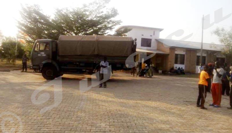 Cibitoke : 30 candidats militaires retirés de la formation