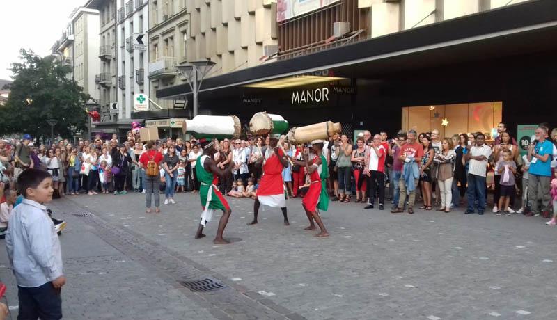 Fribourg, la dernière danse