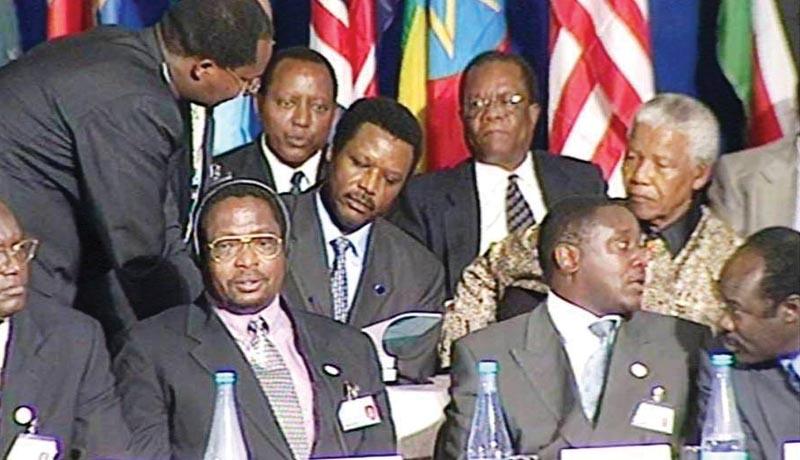 L'application de l'Accord d'Arusha différemment appréciée