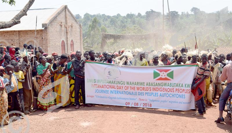 «Les autochtones burundais sont privés de leur droit  de  migration»