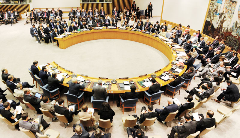 Conseil de sécurité : un communiqué apprécié différemment