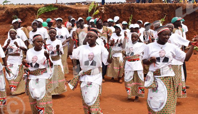 Imbonerakure day: « Qu'on le reconduise!»