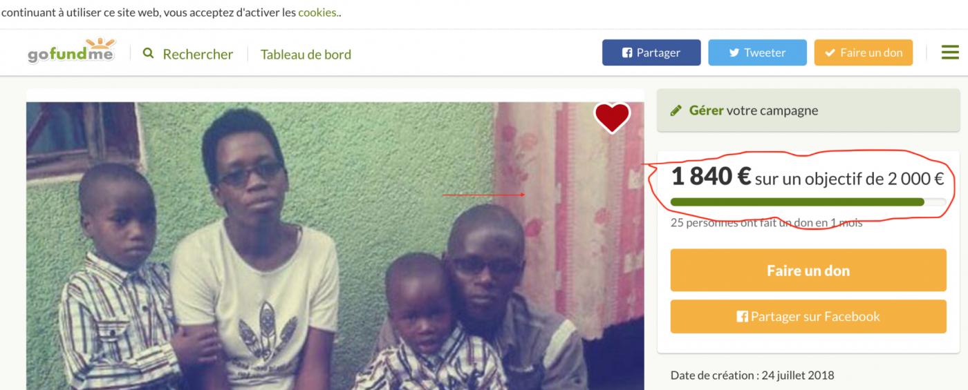 Offrons une belle rentrée aux enfants de Jean Bigirimana!