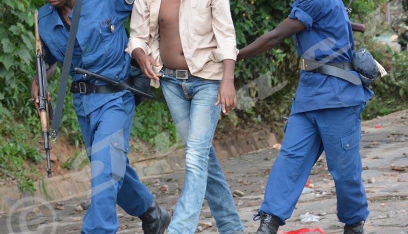Un pro Rwasa arrêté pour détention d'armes,… non trouvées