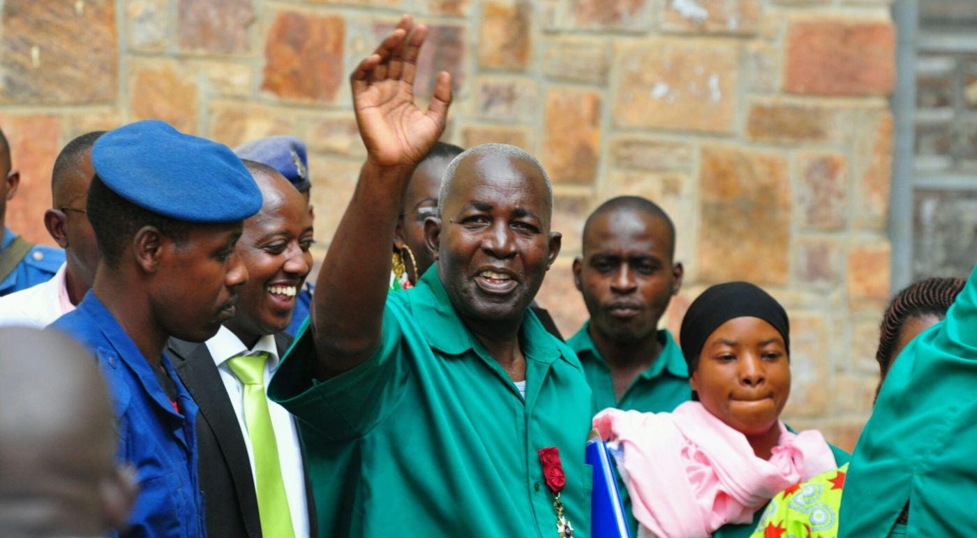 Pierre-Claver Mbonimpa, un rescapé conciliateur