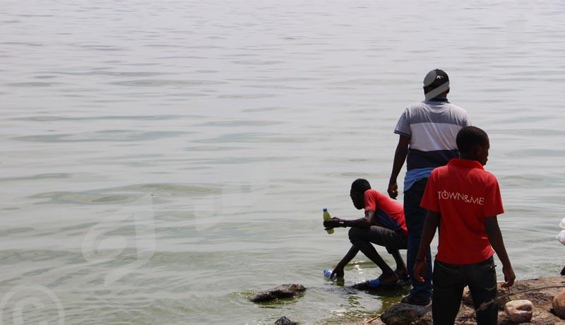 Panique sur le lac Tanganyika