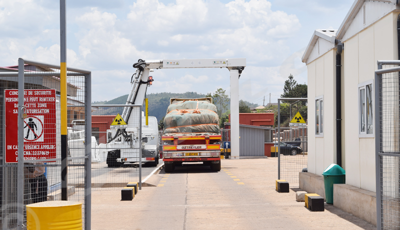 Poste-frontière de Kobero: Le TDU fait l'affaire des importateurs