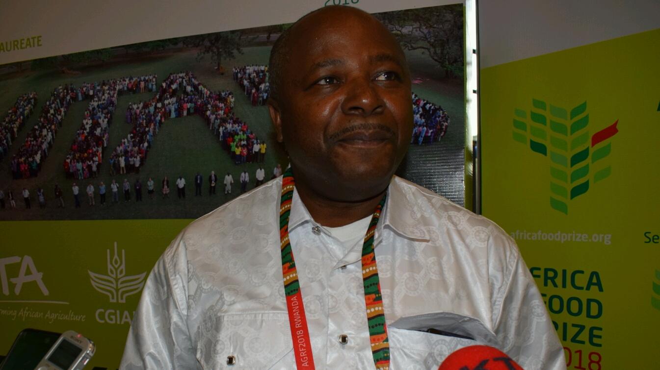 L'IITA, vainqueur d'Africa Food Prize 2018