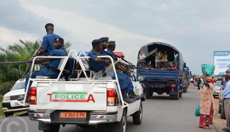 54 «rapatriés», accusés d'atteinte à la sureté intérieure de l'Etat