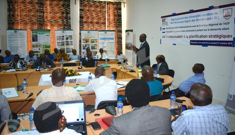 AUF : «L'Université doit être une  locomotive vers le développement socio-économique»
