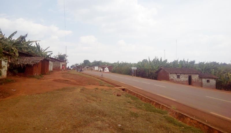 Ngozi : La panique sur le site de Ruhororo