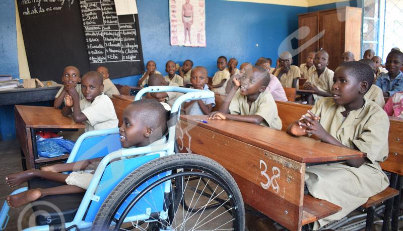 Journée internationale du handicap : L'Institut Saint Kizito, le bon Samaritain