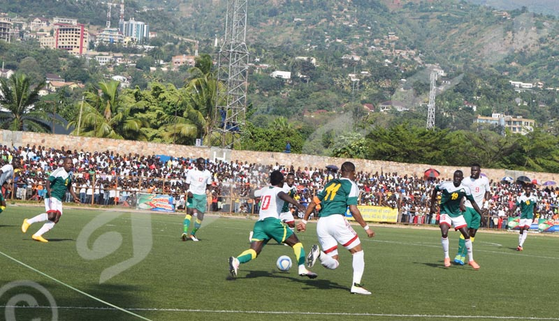 Football : Eliminatoires CAN 2019 : Intamba, des ajustements s'imposent encore …