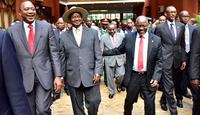 20ème Sommet de l'EAC : L'opposition en exil appelle aux sanctions contre Bujumbura