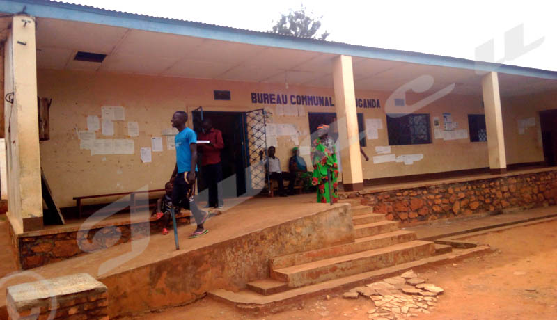 Peur à Nyamitanga