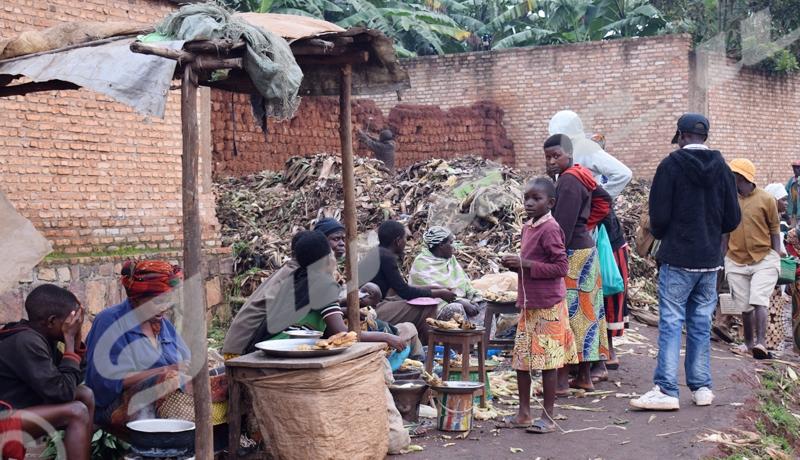 Ngozi : Immondices et population, liaisons dangereuses