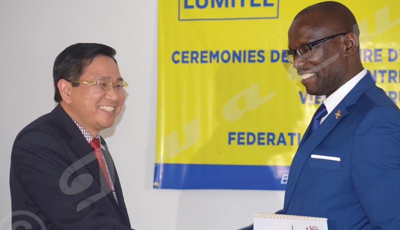 Football/ La FFB promet 3 millions BIF à chaque joueur, en cas de victoire contre le Gabon