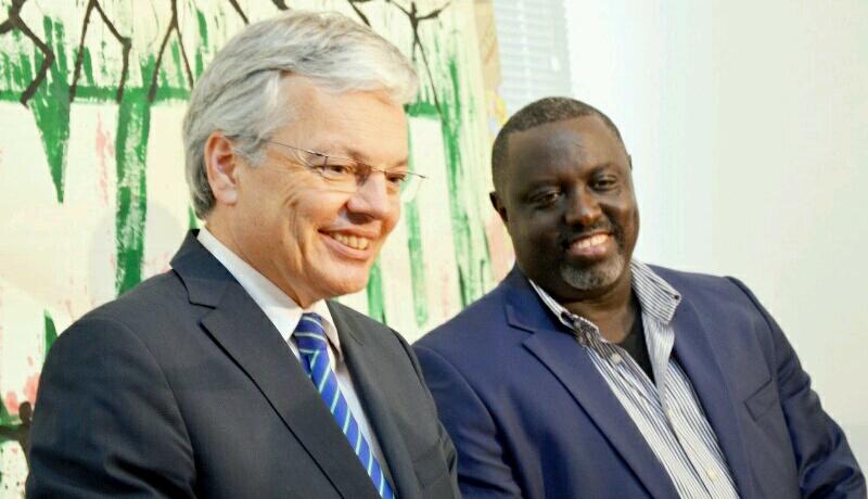 Didier Reynders: Un espoir dans le prochain sommet des chefs d'Etat de l'EAC