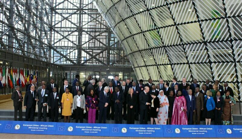 Sommet UE-UA: Les médias appelés à transmettre une image réelle de l'Afrique