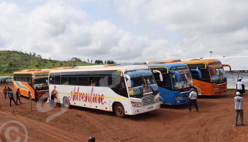 335 réfugiés burundais rapatriés de la Tanzanie