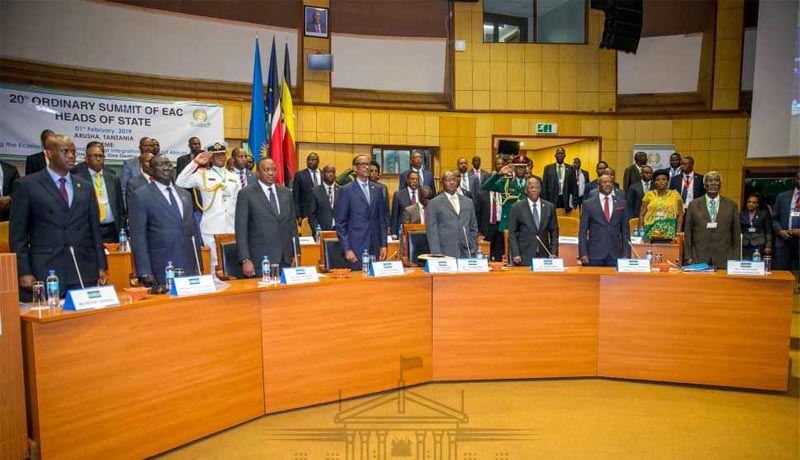 Sommet EAC: Le dialogue burundais  relégué aux faits divers