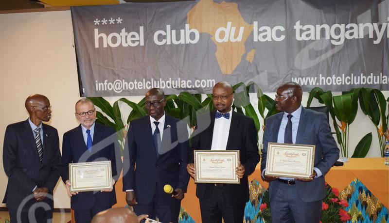 Hôtellerie : Trois hôtels de Bujumbura classés «cinq étoiles»