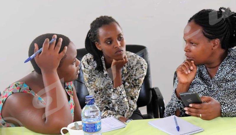 Un trio pour le leadership féminin