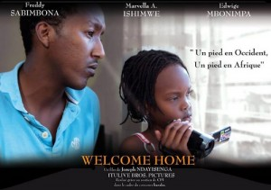 "A l'affiche de ""Welcome Home"""