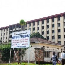 Building abritant le ministère des Finances ©Iwacu