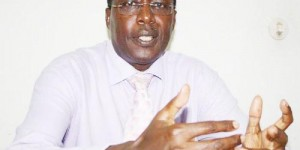 Charles Nditije, président de l'Uprona ©Iwacu