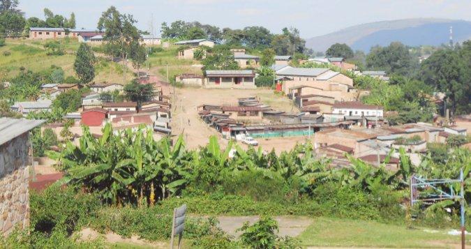 Au chef-lieu de la Commune Ntega ©Iwacu