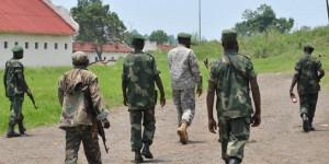 Des combattants du M23 à l'Est de la RDC ©Iwacu