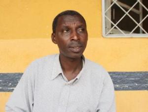 """Diomède Manariyo, de l'INECN : """"Très bientôt, une usine de prétraitement du bois de santal sera implantée dans notre pays""""©Iwacu"""